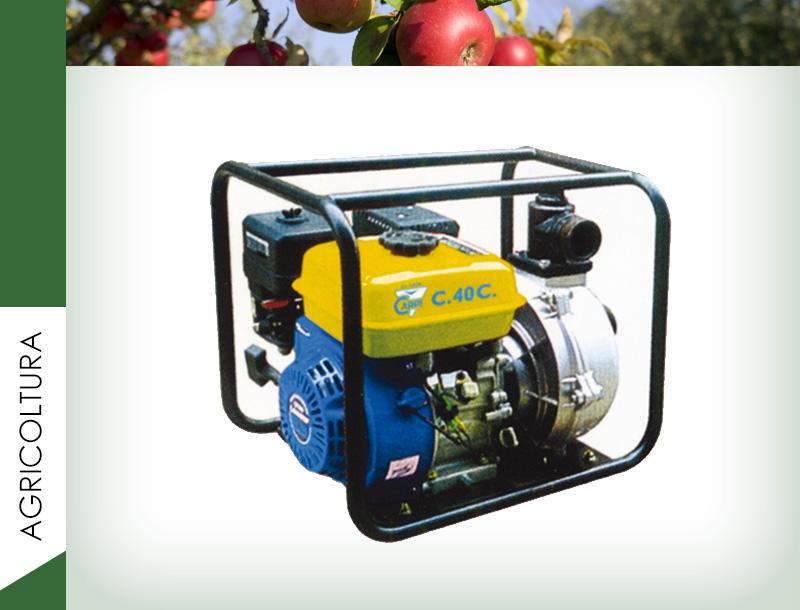 Motopompa per irrigazione mod. C40
