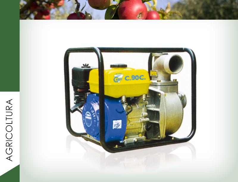 Motopompa per irrigazione mod. C90