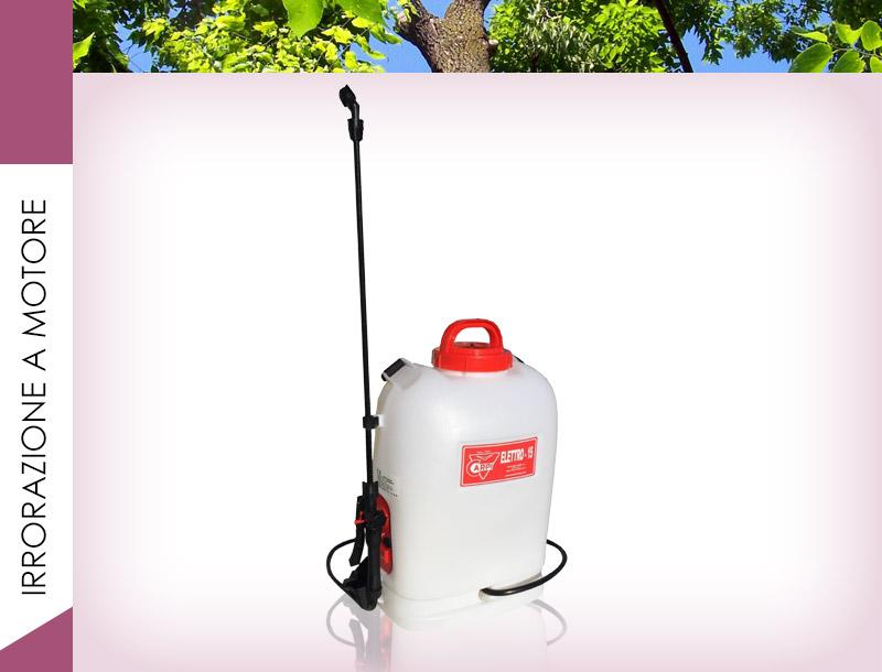 Pompa a batteria Elettro-15