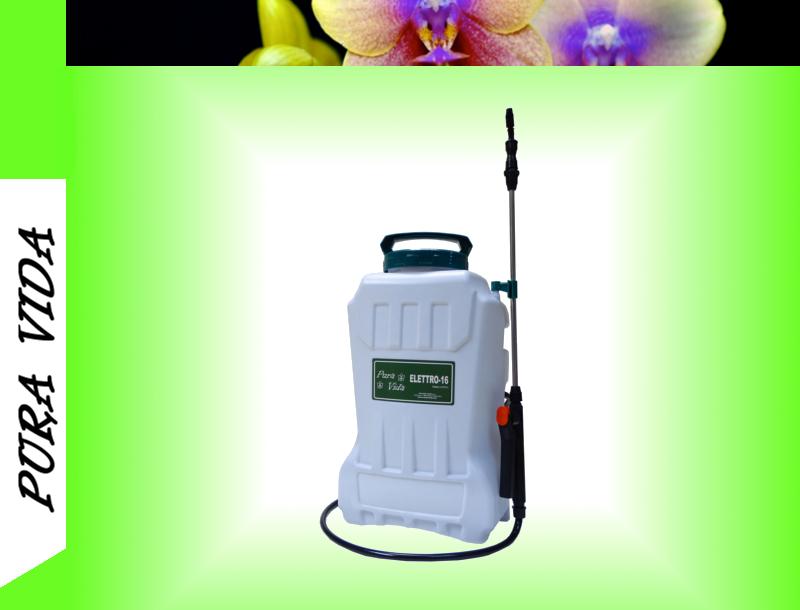 Elettro-16 Pompa Irroratrice a Batteria - Linea Pura Vida