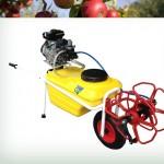 Wheelbarrow sprayer 70 lt