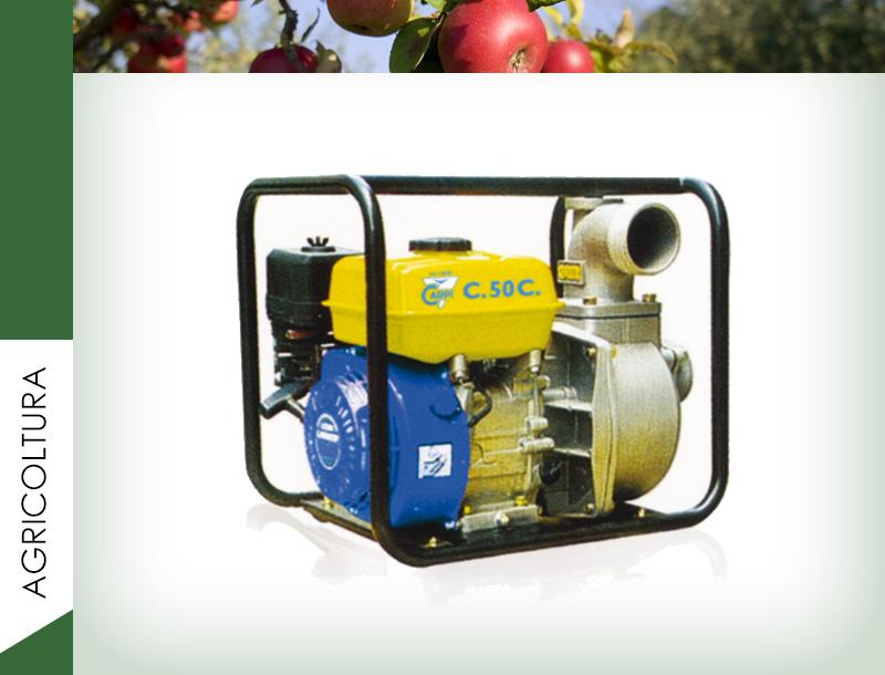 Motopompa per irrigazione mod. C50