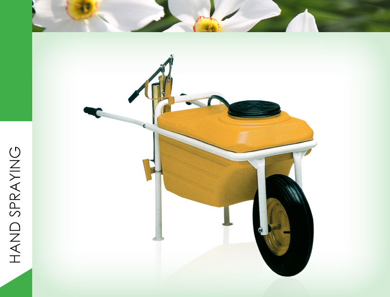 Wheelbarrow 70 lt