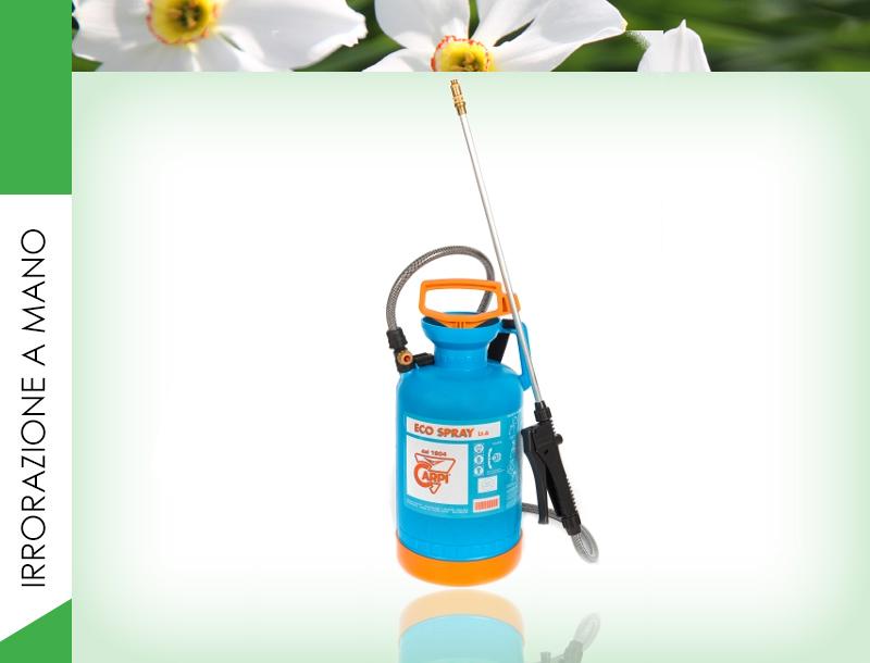 Pompa precompressione manuale Eco Spray Lt 6
